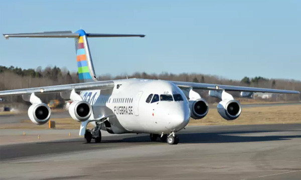 Braathens Regional Airlines secures the maintenance for its Avros