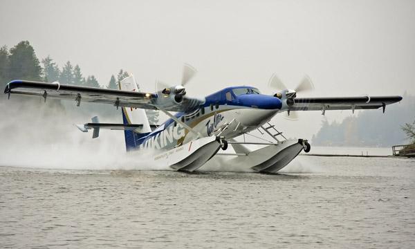 Viking s'associe à Mahindra Aerospace pour promouvoir le Twin Otter en Inde