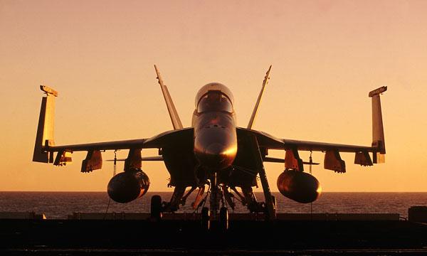 Boeing va allonger la vie des Super Hornet de l'US Navy