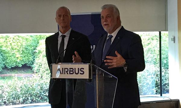 Airbus-CSeries : Tom Enders espère finaliser l'accord avec Bombardier l'été prochain