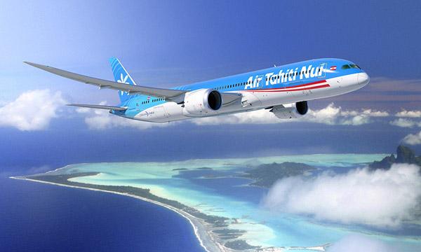 Air Tahiti Nui en dit un petit peu plus sur les cabines de ses 787