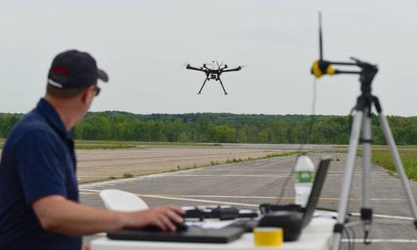 La NASA recrute Thales pour la gestion du trafic des drones
