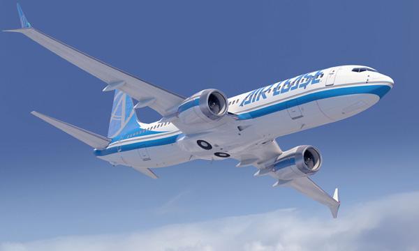 Air Lease commande huit Boeing 737 MAX 8 supplémentaires