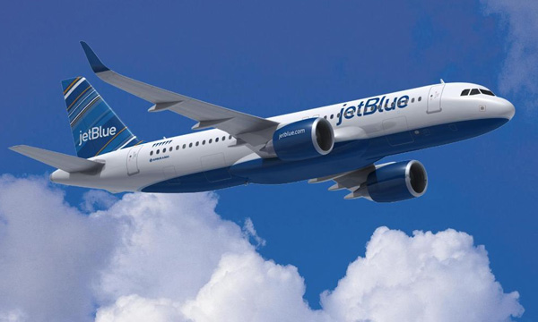 JetBlue motorisera tous ses A320neo de PW1100G-JM de Pratt & Whitney