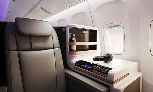 Aircraft Interiors 2018 : Adient présente ses premiers prototypes de sièges avion