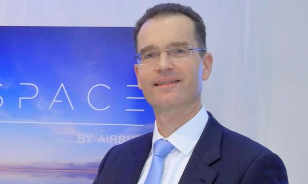 Aircraft Interiors 2018 : François Caudron, VP Marketing d'Airbus, s'exprime sur Airspace et l'A320neo