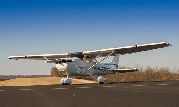 Commandes chinoises pour le Skyhawk de Cessna