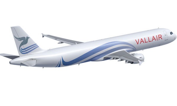Vallair acquires six A321s to launch the A321P2F program