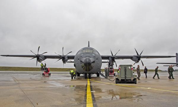 Le second C-130J français bientôt en vol