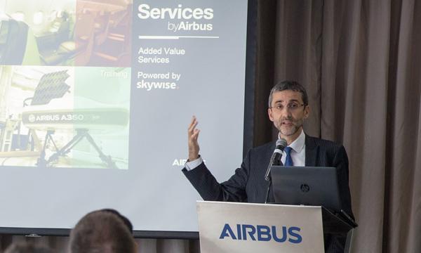 Laurent Martinez (Airbus):
