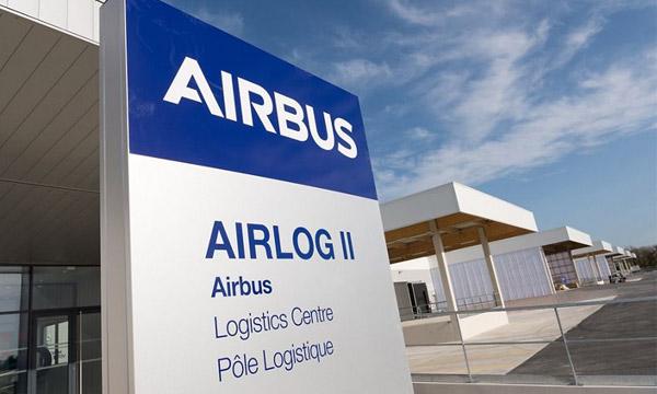 Inauguration d'une nouvelle plateforme logistique — Airbus group