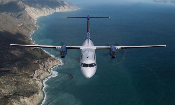 Air Connection Express acquiert six Bombardier Q400 pour son lancement