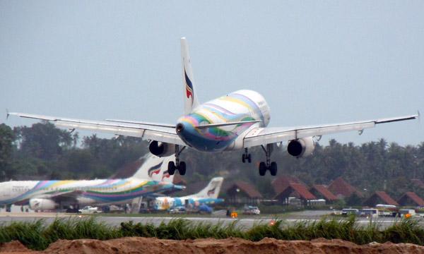 Bangkok Airways se rapproche d'une décision pour le renouvellement de sa flotte de monocouloirs