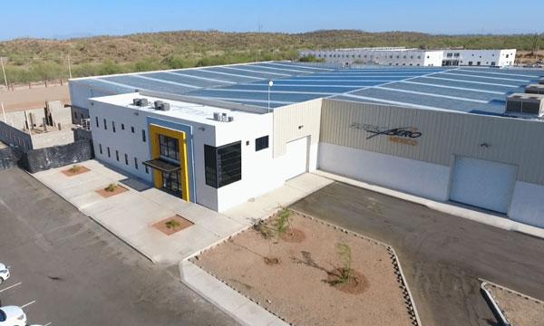 Figeac Aéro inaugure son usine mexicaine