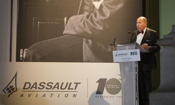 Serge Dassault nous a quittés