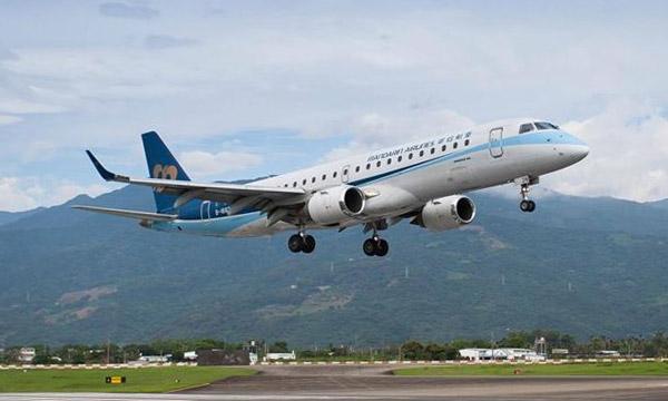 TrueNoord acquiert deux Embraer 190
