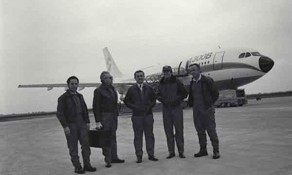 Günter Scherer, l'un des pionniers d'Airbus, est décédé
