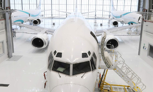AMAC Aerospace makes even more of a mark on the worldwide MRO and VVIP completion stage