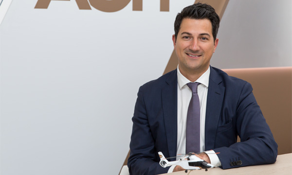 Frédéric Lemos (Airbus Corporate Helicopters) : « Tout le monde attend l'ACH160 »