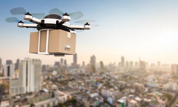Boeing et GE Aviation se lancent dans l'ATM pour drones