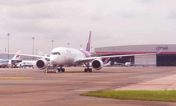 How Thai Airways will Expand Rolls-Royce's Trent Engine Service Network