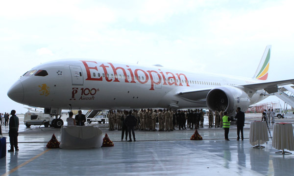 Ethiopian Airlines a des projets dans quatre pays d'Afrique