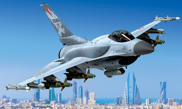 Immortel F-16