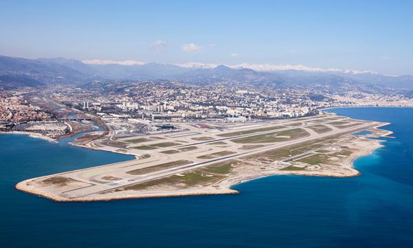 L'aéroport de Nice Côte d'Azur rouvre un terminal en totalité