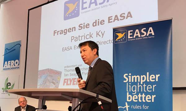L'EASA étend son périmètre