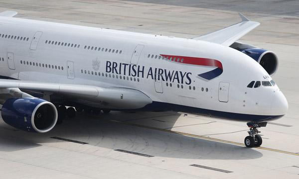 British Airways reste toujours ouvert à de nouveaux Airbus A380