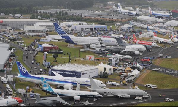 Farnborough 2018 : Un salon qui s'annonce déjà prometteur en commandes d'avions commerciaux