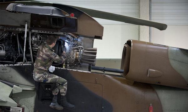 L'ALAT reprend en main la formation de ses mécaniciens