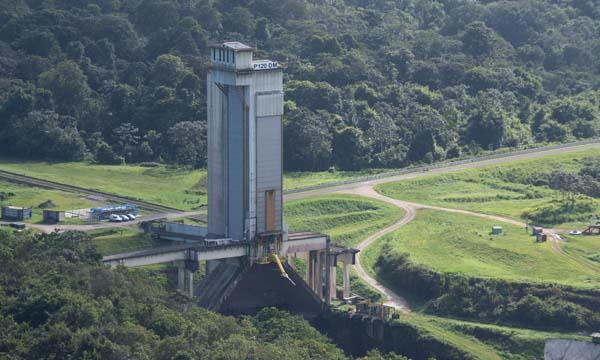 Le P120C d'Ariane 6 se prépare pour sa première mise à feu