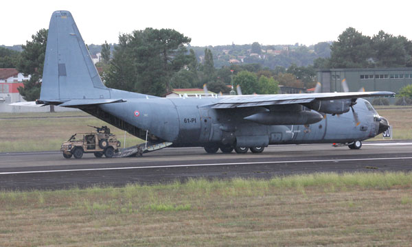 Sabena technics finally gets back on-board C-130Hs