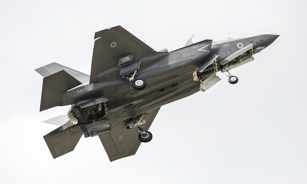 Farnborough 2018 : Lockheed Martin tente de rassurer sur le F-35