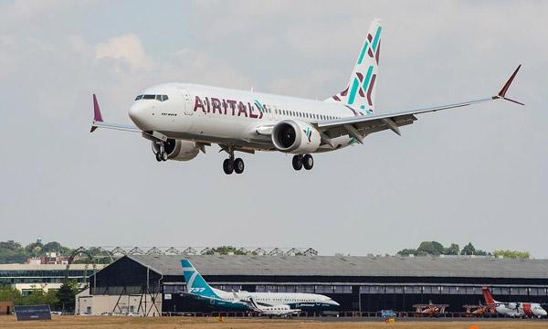 Farnborough 2018 : Boeing estime à 15 billions de dollars le marché des avions et services sur 20 ans