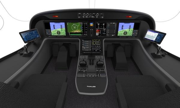 Farnborough 2018 : Thales fait un pas de plus vers l'avion autonome