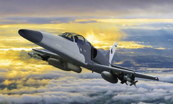 Farnborough 2018 : Aero Vodochody et IAI lancent le F/A-259 Striker