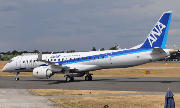 Farnborough 2018 : le MRJ a désormais accompli 50% de ses essais en vol