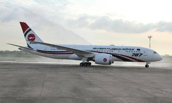 Biman Bangladesh reçoit son premier Boeing 787-8