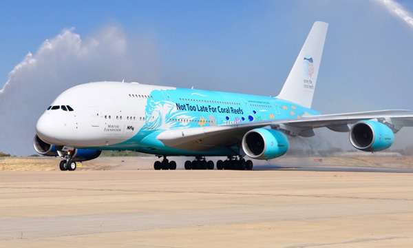 Air Austral loue à son tour l'Airbus A380 d'Hi Fly