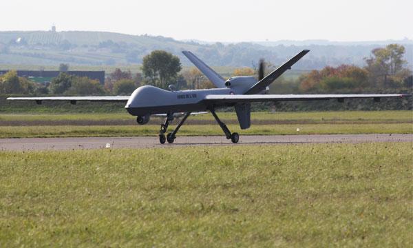 Lancement de production pour les deux derniers systèmes Reaper de l'armée de l'air