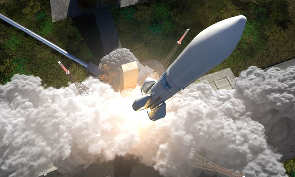 Eté chargé pour les moteurs d'Ariane 6
