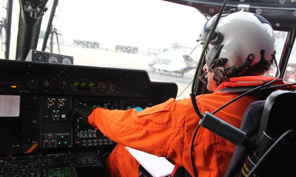 Les essais en vol se poursuivent sur NH90