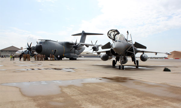 Avec PEGASE, l'armée de l'air expérimente la projection à très longue distance