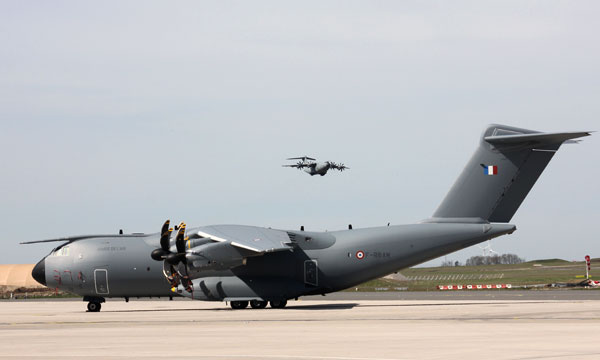 Changes to come for the maintenance of French Air Force's A400M fleet