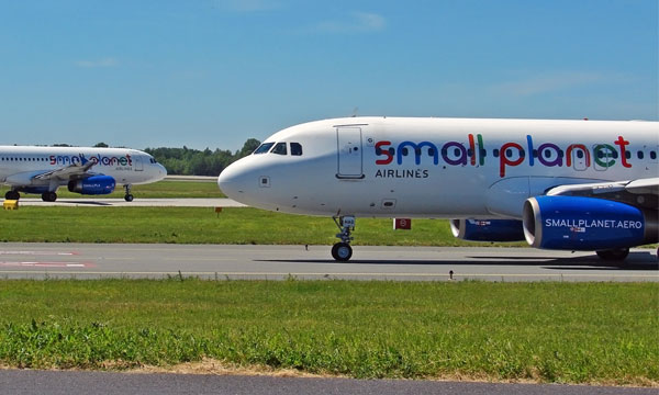 Small Planet Airlines Germany se restructure