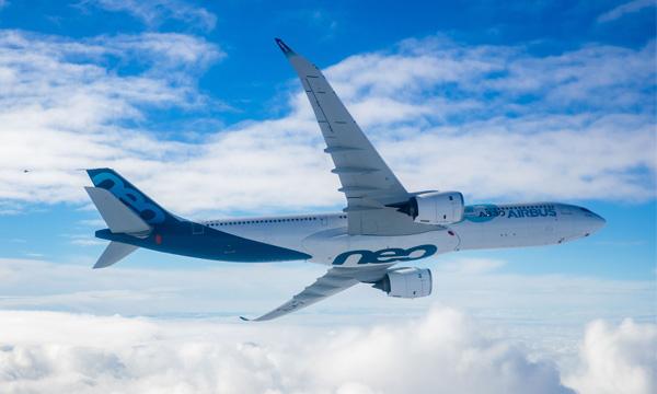 L'Airbus A330-900 décroche son certificat de type moins d'un an après son premier vol