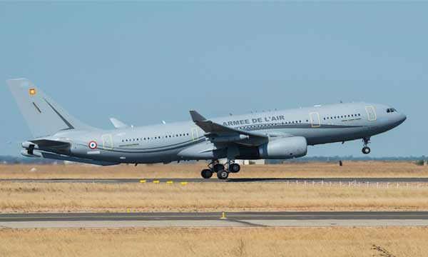 Sabena technics is ready for the A330 MRTT