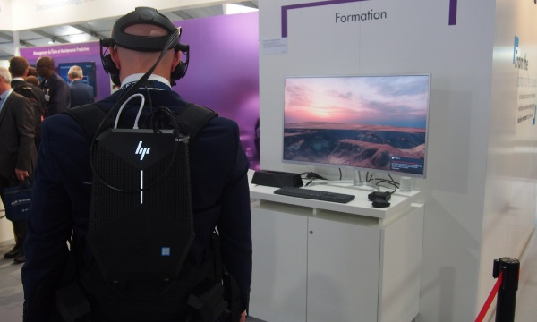 ADS Show: Thales leans towards virtual training for military MRO